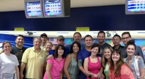 Bowl-a-thon for CTCA